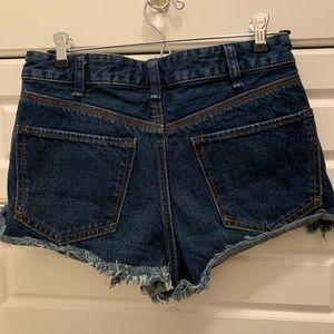 Free People Shorts - Free People Jean Shorts
